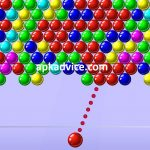 Bubble Shooter game for android